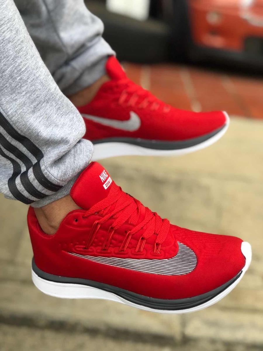 f8a10b1cf95f7 Zapato Nike Rojo Hombre - Tenis Deportivo Caballero -   80.000 en ...