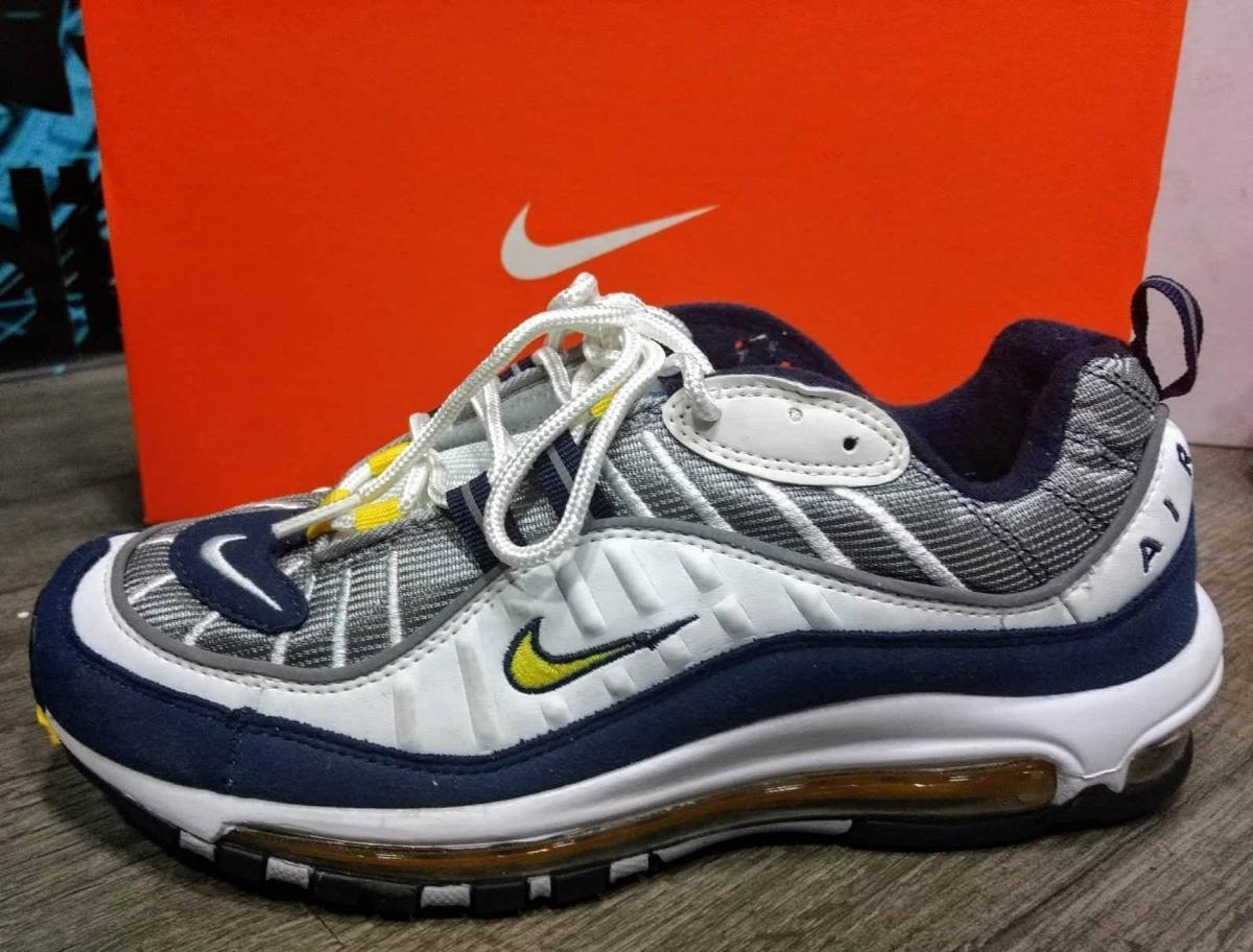 eb0939d00c422 Tenis Nike Air Max 98 Hombre -   175.900 en Mercado Libre