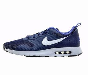 Nike Hombres Aire Max Tavas Correr Zapatos Marina 705149 408