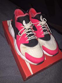 0075209bc Zapatillas Nike Huarache Bebe - Ropa y Accesorios Rojo en Mercado ...