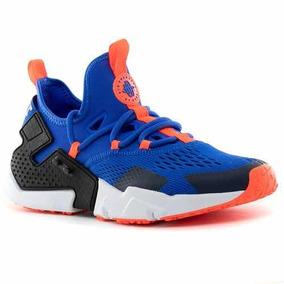 Azul Baratas En Zapatillas Nike Mujer Urbano Huarache 4AqcjL3R5