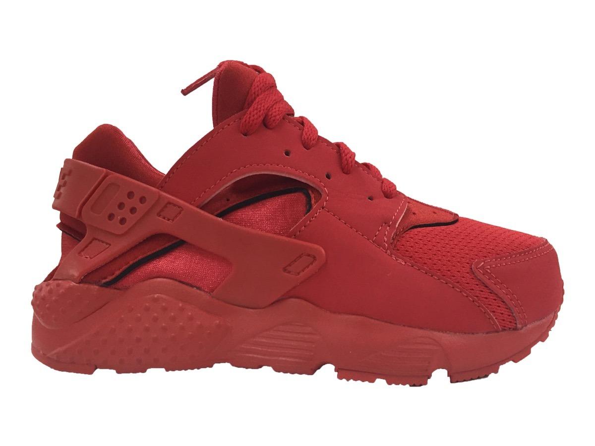4edfc676 Nike Huarache Run Ps Rojo Para Niño - $ 1,199.00 en Mercado Libre