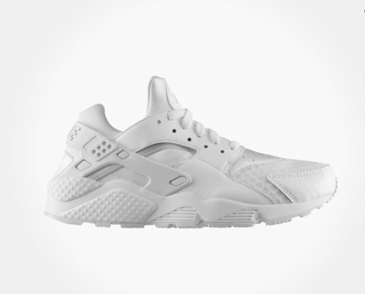 200c5a32c07 Nike Huarache Run White Mujer -   3.300