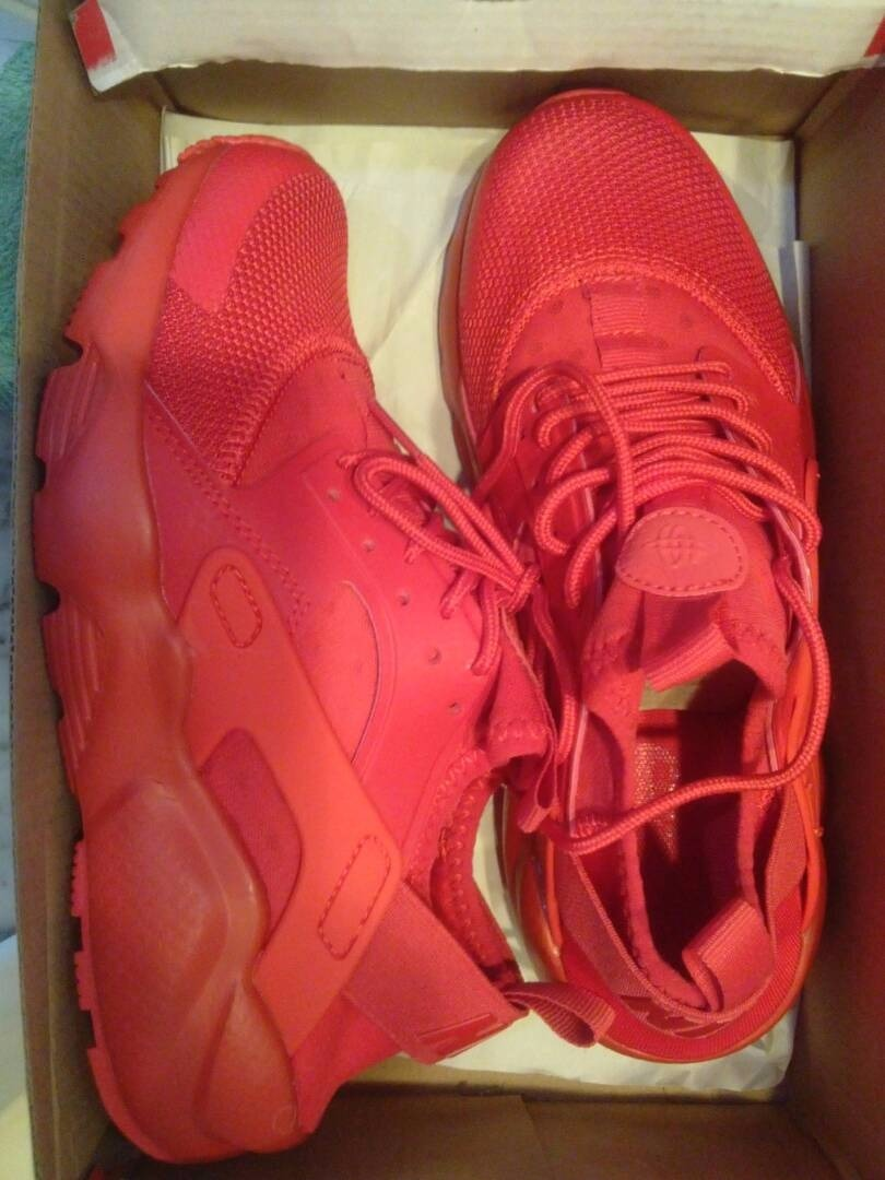 the best attitude 1e368 089f3 Nike Huarache Ultra Triple Red.