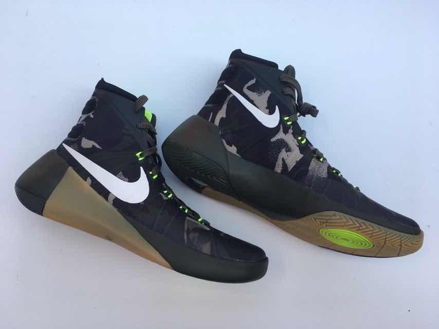premium selection d3536 b30e0 Nike Hyperdunk 2015 Camo 28 Mex Jordan Lebron Kd Kyrie Kobe ...