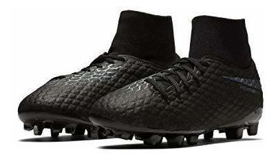 finest selection 8d472 c9fa0 Nike Hypervenom 3 Academia Df Fg Júnior Kids - Negro 3