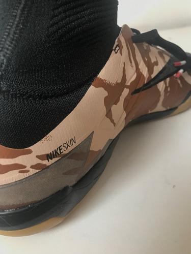 e78af46f24db Nike Hypervenom Camo Pack Camuflados Futsal 10us -   2.200