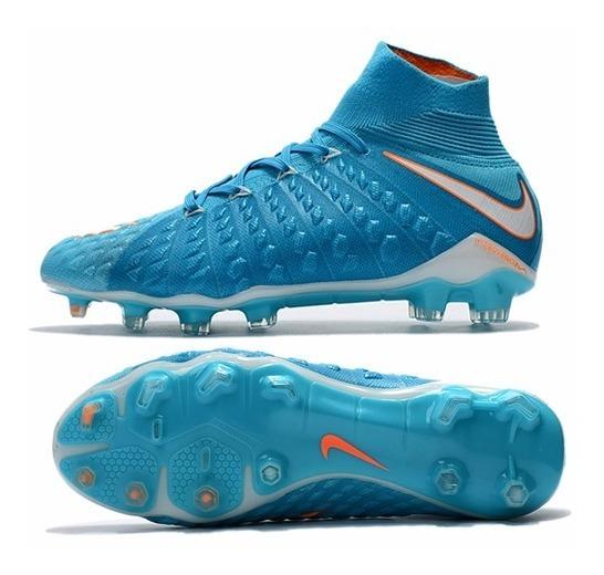purchase cheap b2ec8 f2fdd Nike Hypervenom Phantom 3 Fg Blue/white