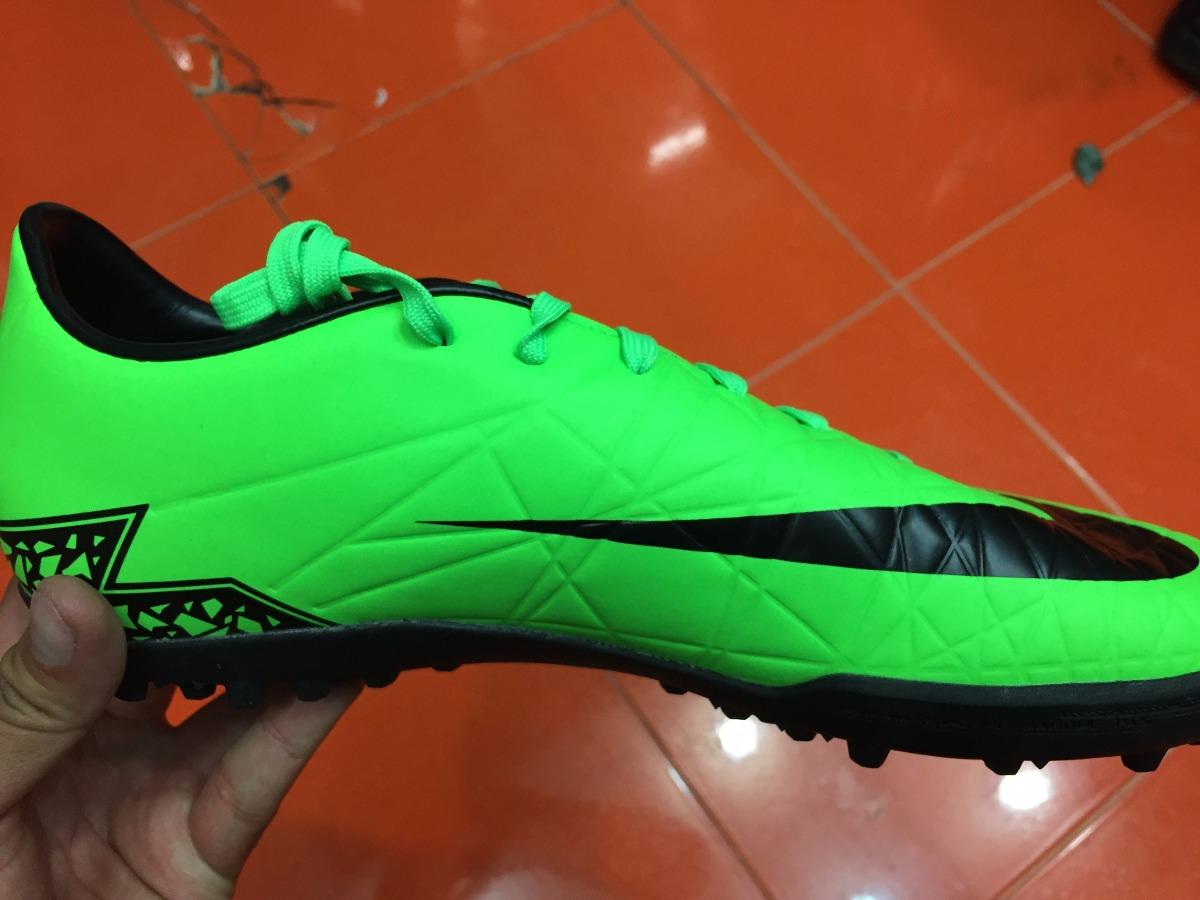 4de84457a8998 Zapatos Nike Hypervenom Verdes botasdefutbolbaratasoutlet.es