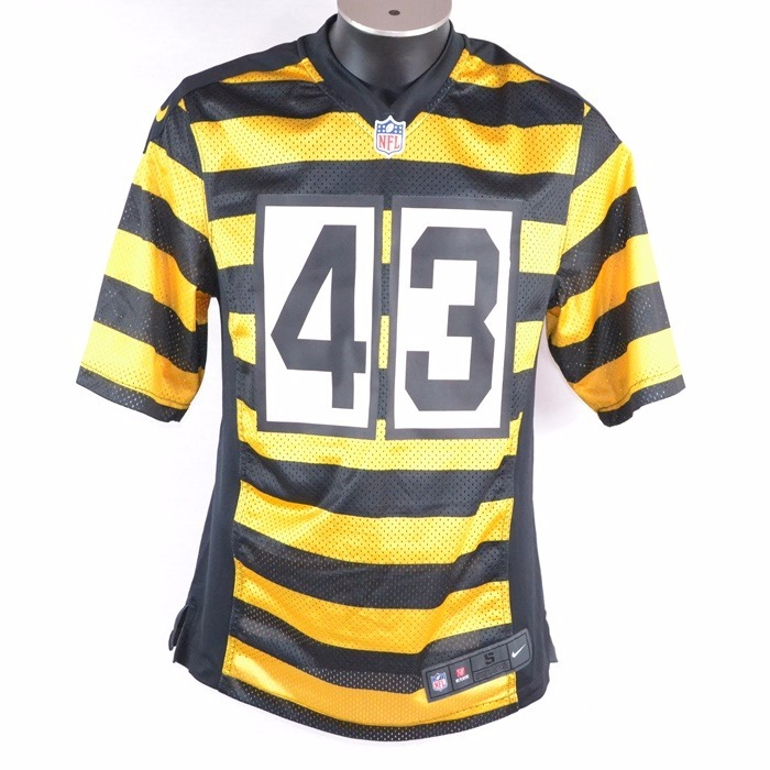 cheap for discount f447f 599d4 Nike Jersey Polamalu S Msrp $1500