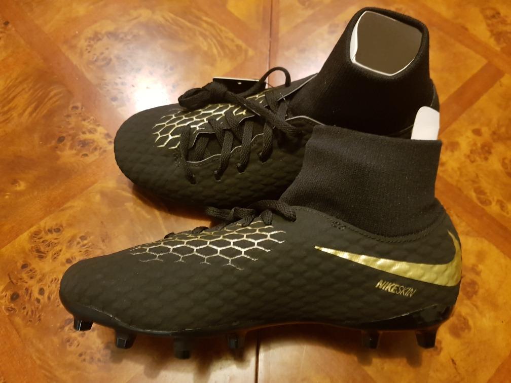 buy popular 57bb7 3ee26 Nike Jr Hypervenom Phantom 3 Academy Df Fg 24cm Original