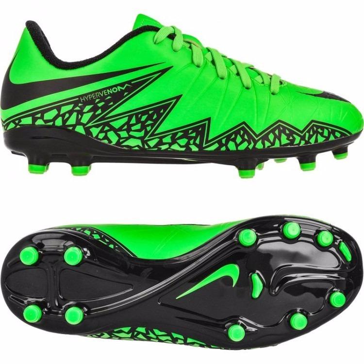 Nike Jr Hypervenom Phelon Fg Tacos Futbol Infantiles 21 Mex ... 255bb9c17388e