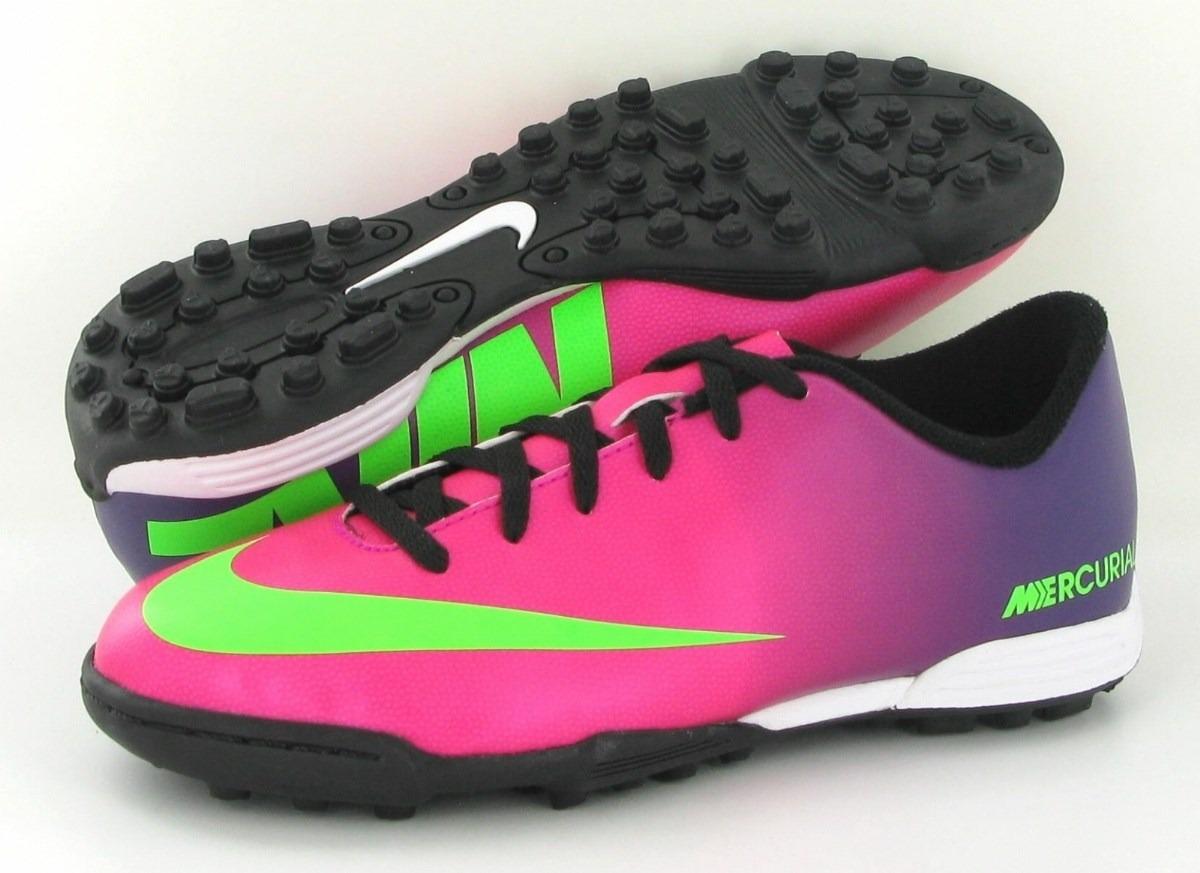 dd2155bc0fc7c Nike Jr Mercurial Vortex Tf Tenis Futbol En 20 Mex -   590.00 en ...