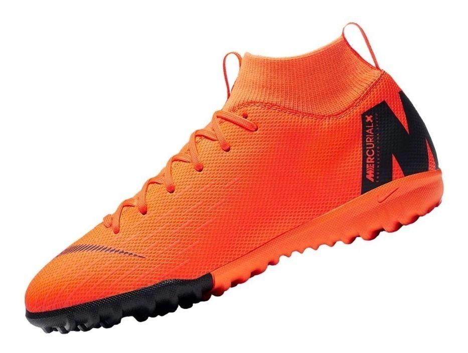 Detalles de Fútbol shoes Nike Botas Superfly 6 Academy CR7 naturaleza de MG con calcetín