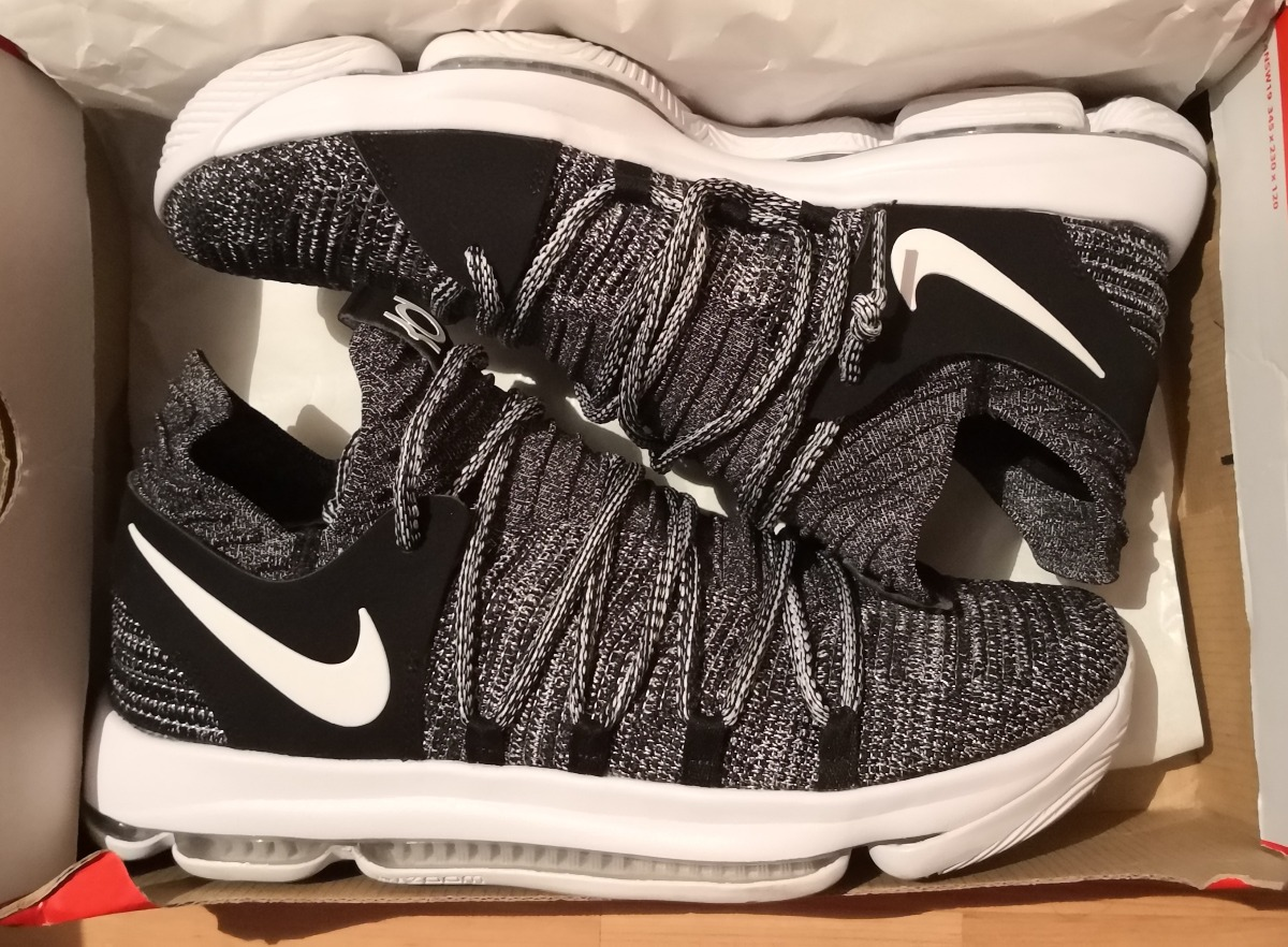 quality design a2b54 fe18d Nike Kd X 10 - Kevin Durant