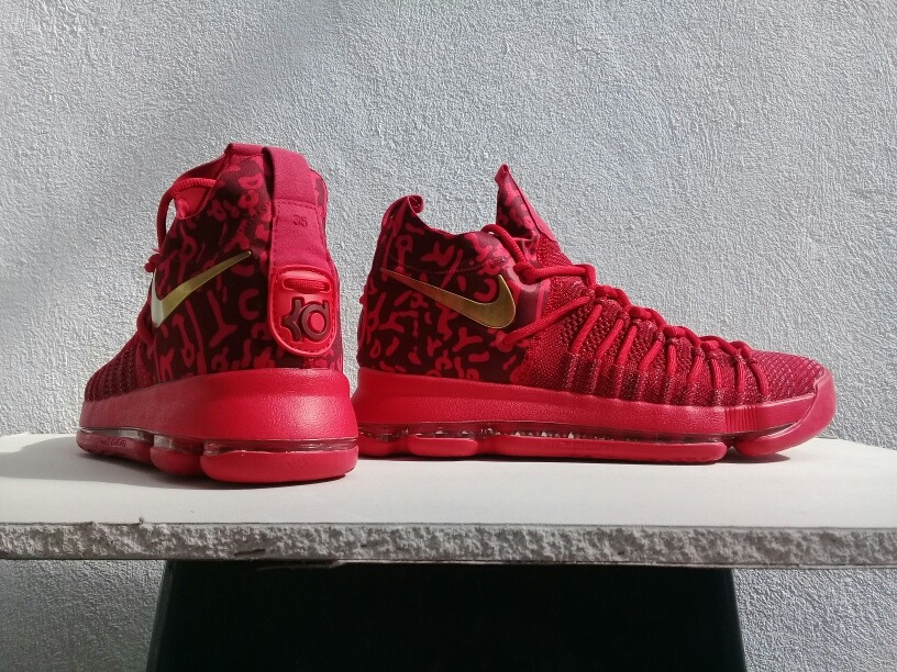 low priced 0082e be16f ... usa kd 9 elite varsity red gold talla 26cm. cargando zoom. 71a05 b5d4f
