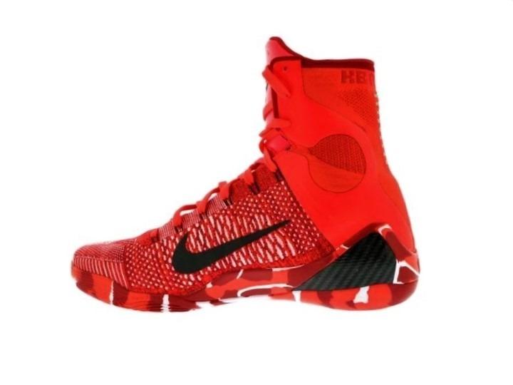 reputable site 50b73 56aeb Nike Kobe 9 Elite Christmas Mamba 630847 600 (zeronduty)