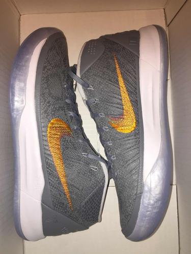 official photos 2d298 7cd5a Nike Kobe Ad Grey Snake