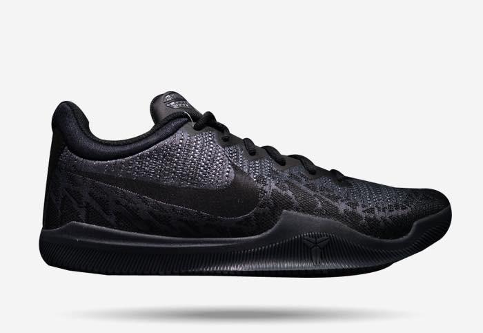 338ab9537936 Nike Kobe Mamba Range Black 27.5 Mex Jordan Curry Lebron Kd ...