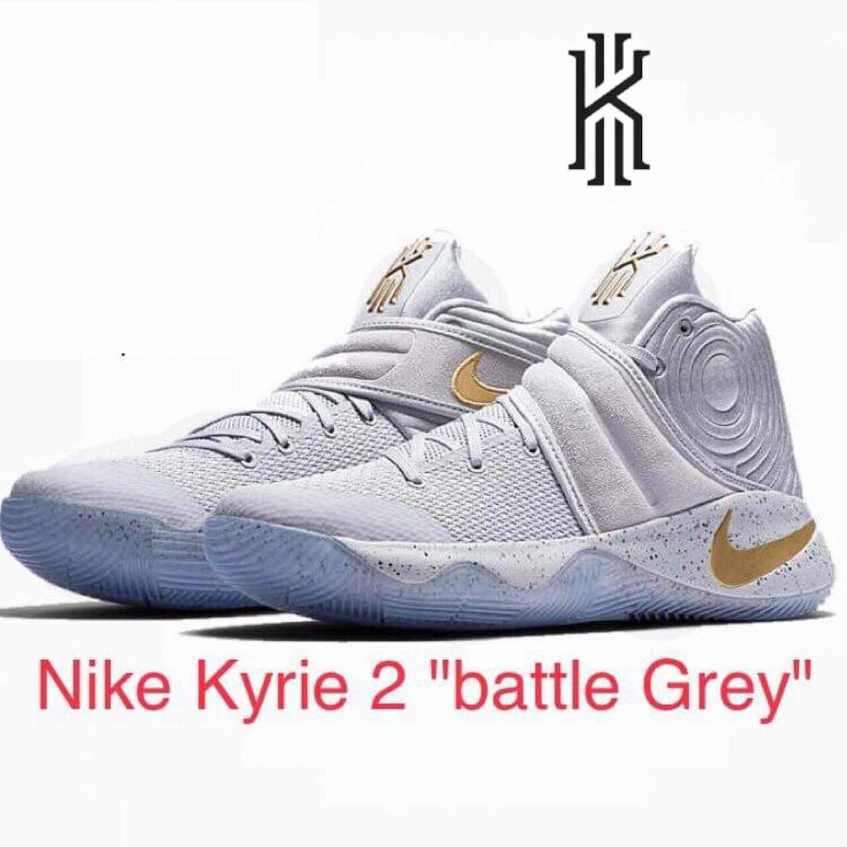 Nike Kyrie 2 battle Grey