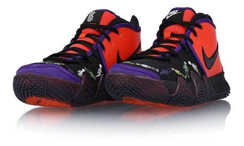 online retailer ba8ed 09db3 Nike Kyrie 4 Day Of The Dead
