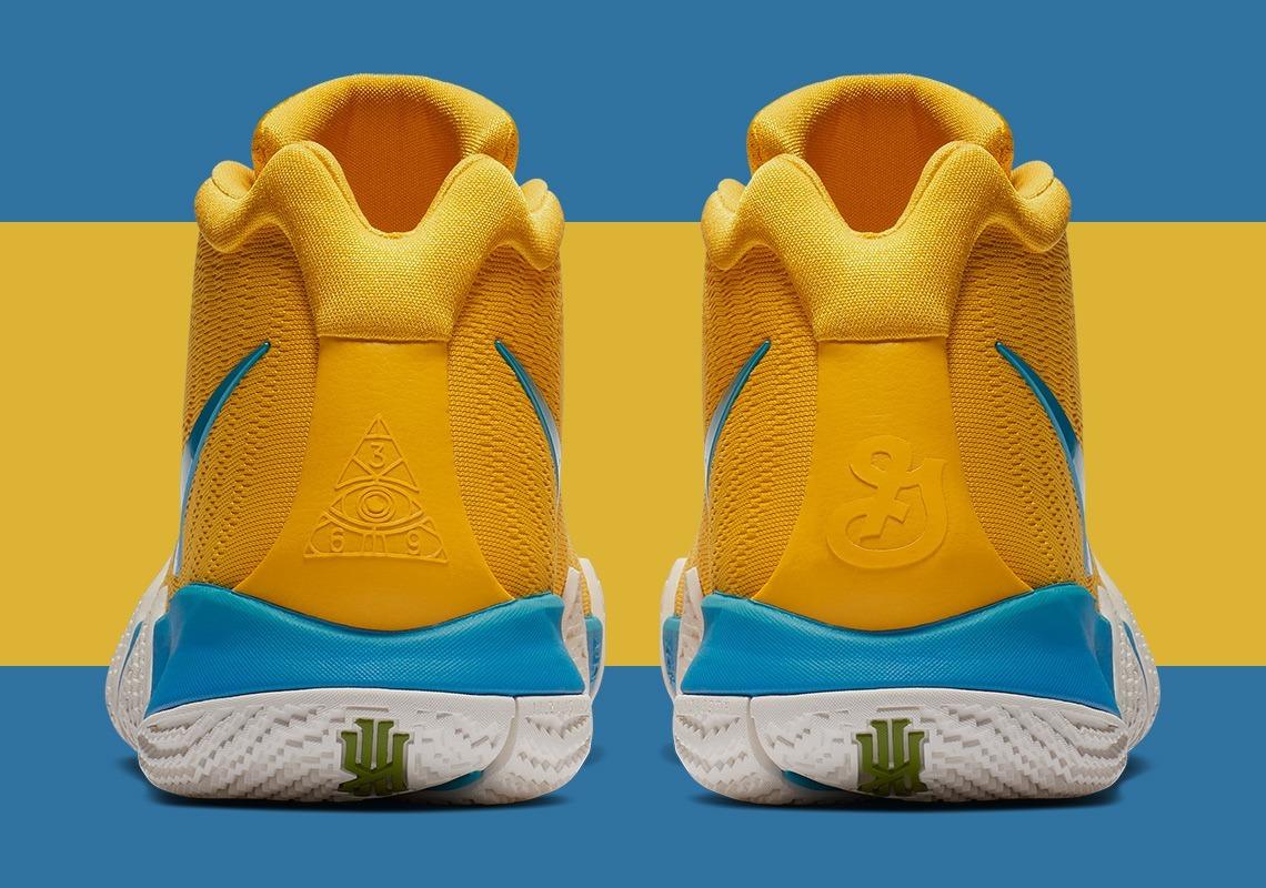 buy online 856fd 160df Nike Kyrie 4 kix Cereal Pack Basquet Hombre Mayma Sneakers