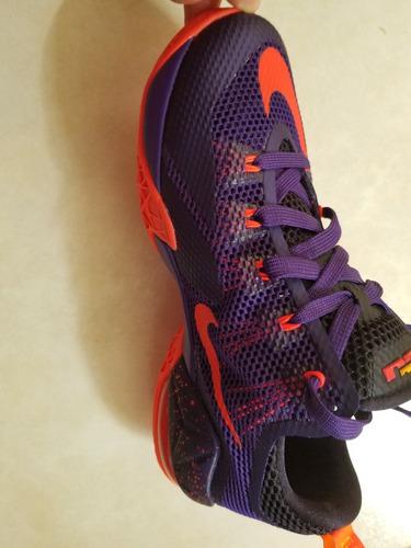 nike lebron 1 court purple  nike le