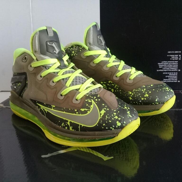 info for 97b73 53a59 Nike Lebron 11 Air Max (24cm) Elite Low Kobe Kd Zoom Kyrie - $ 800.00