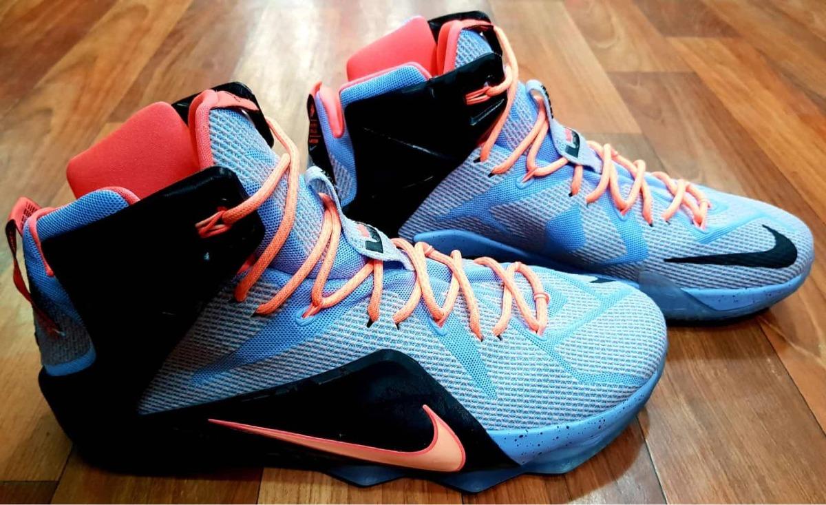 cheaper 6dac7 fa59b Nike Lebron 12 Easter Original