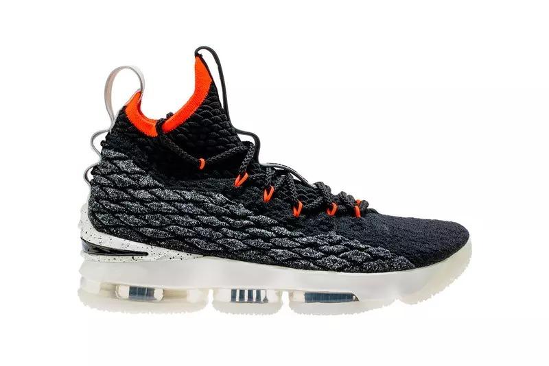quality design 7aa6a 3d7e1 Nike Lebron 15 Curry Durant Nba Basquetbol Kd Jordan Kyrie ...