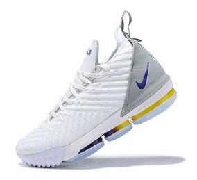 e10481e7c3 Zapatillas Nike Lebron 16 - Zapatillas en Mercado Libre Argentina