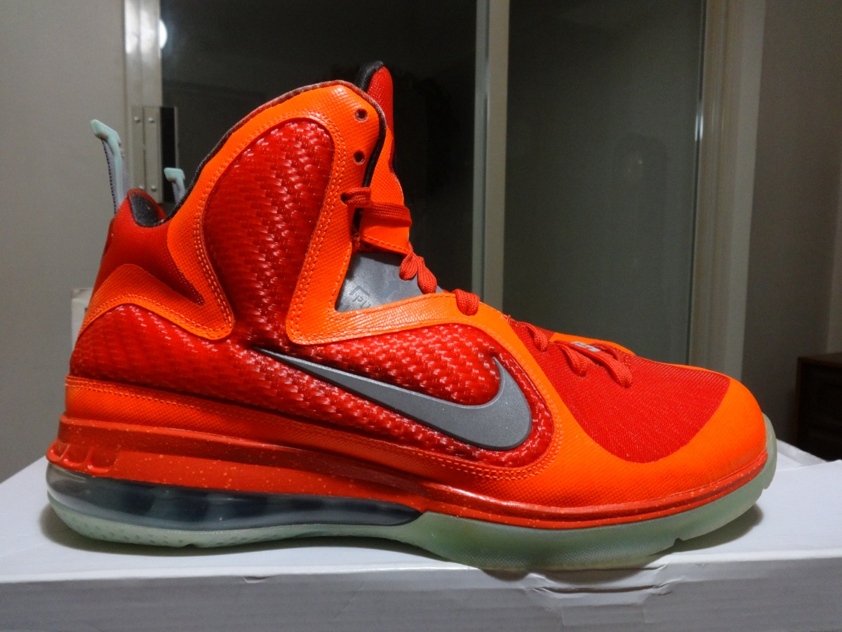 quality design 20da9 3a5e9 Nike Lebron 9 As Big Bang 8 28 10 Jordan Kobe Penny Zeke78mx