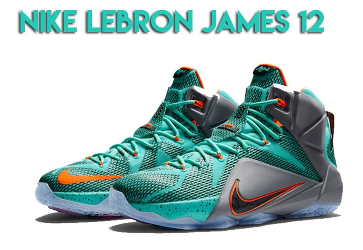 5b493d9a1ace ... discount code for nike lebron james 12 botas zapatos shoes botín  botines botas. cargando zoom