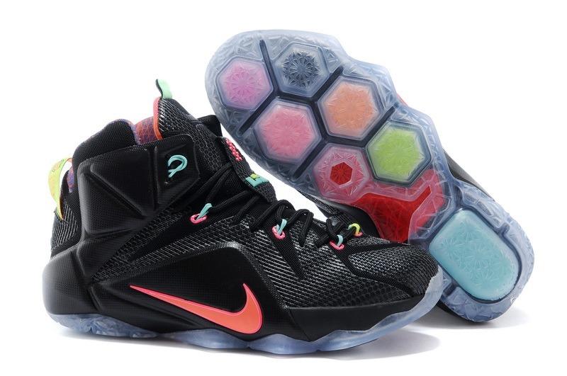 new styles ed3d1 bda1f Nike Lebron James Xii - 40 Ou 44 Original - Envio Imediato