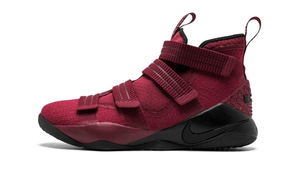 4f501c508de46 nike lebron soldier 11 wine basquetbol bota mayma sneakers. Cargando zoom.