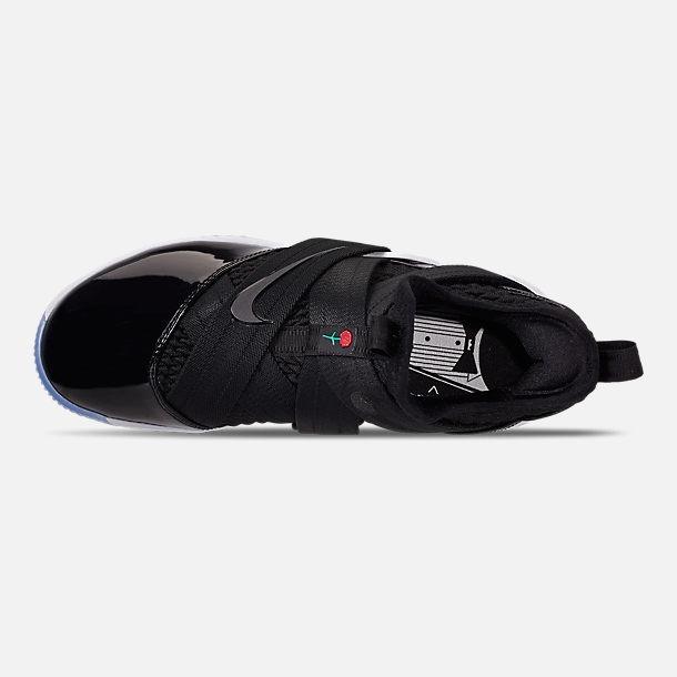 new styles 44004 3b69e Nike Lebron Soldier 12 Sfg Black Rose
