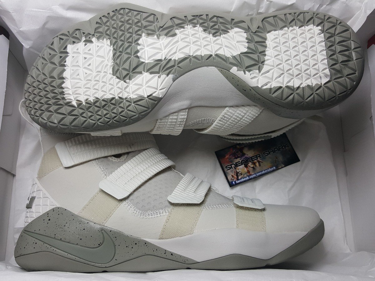 b58bfb225226c nike lebron soldier xi 11 light bone (31 mex). Cargando zoom.