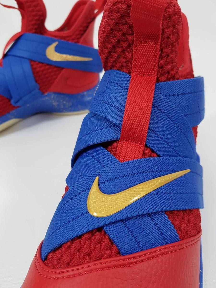official photos c6a46 f8e02 Nike Lebron Soldier Xii By You Nikeid En Numero 25.5 Mx