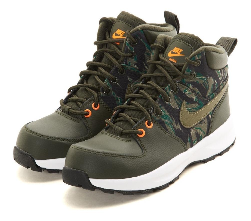 f4595e1726d20 Nike Manoa Print (gs) Big Kids Del22.5al25 Av3570-300 Facturamos