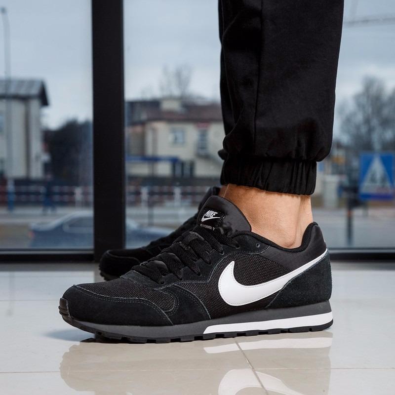 831a81af6709c Nike Md Runner 2 Black/white - Hombre - $ 2.899,00 en Mercado Libre
