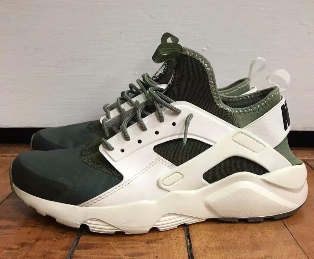 7934f190fb0 Nike Men Huarache Run Ultra Se Palma Verde 875841-300 Us10.5 ...