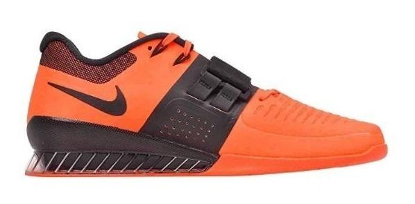 Nike 100) Volt negro (blanco Romaleos blanco Hombre para