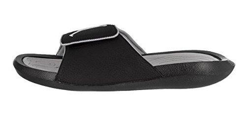 premium selection b7c96 79127 Nike Mens Jordan Hydro 6 Black Grey Synthetic Sandals 10 Us