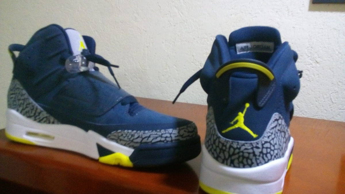 6f85cc5d36ccc Nike Men's Jordan Son Of Mars Armory Navy 512245-405