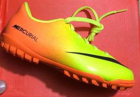 759b05ff4 Nike Mercurial Multitaco Infantil Fútbol Rápido Tenis Niño