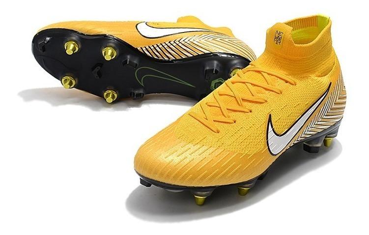 innovative design 83ac3 4d382 Nike Mercurial Superfly 6 Sg Neymar Tachos Metal