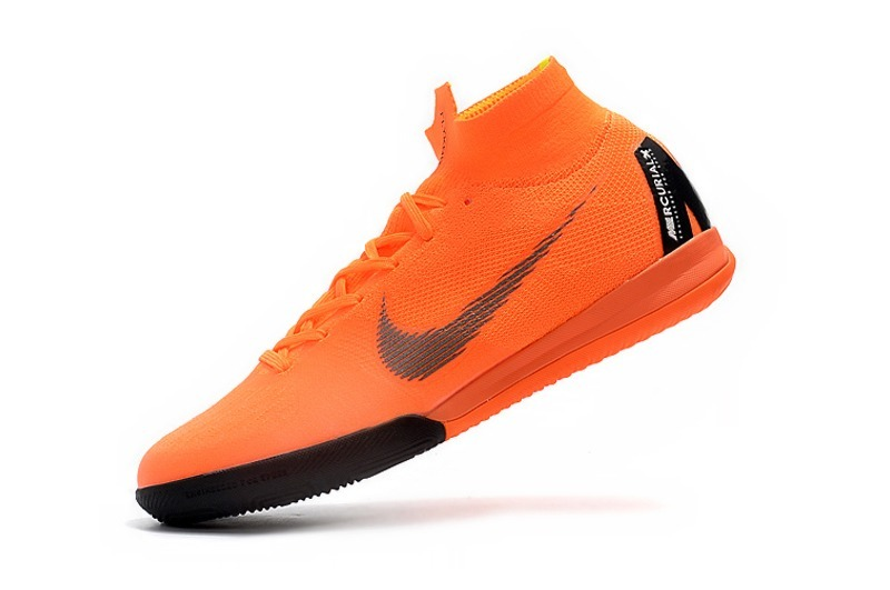 nike mercurial superfly futsal ic 360 - laranja. Carregando zoom. 230cf15a2d559