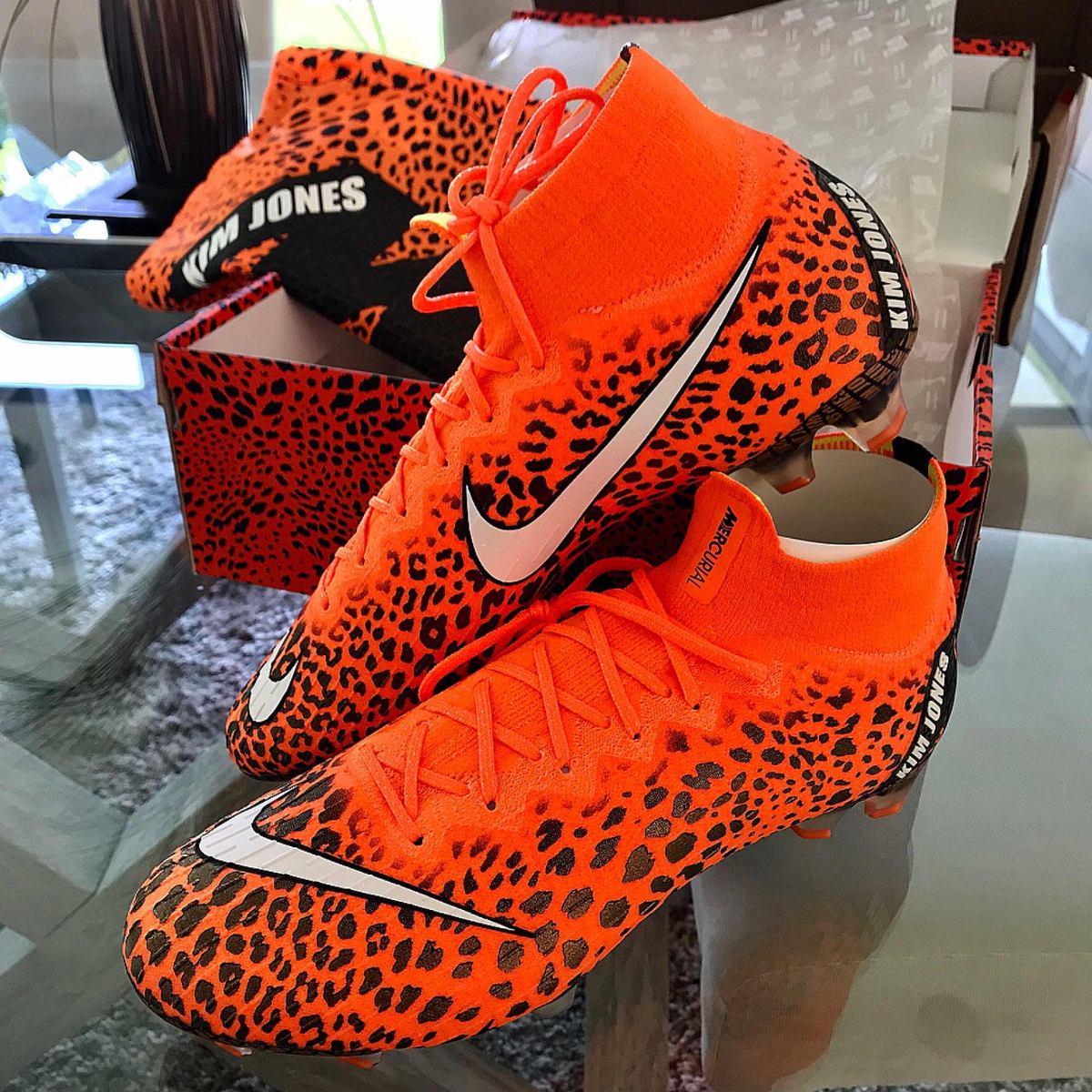 sneakers for cheap 9f99e 7424a Nike Mercurial Superfly Kim Jones Edicion Limitada Cristiano - $ 9,123.00