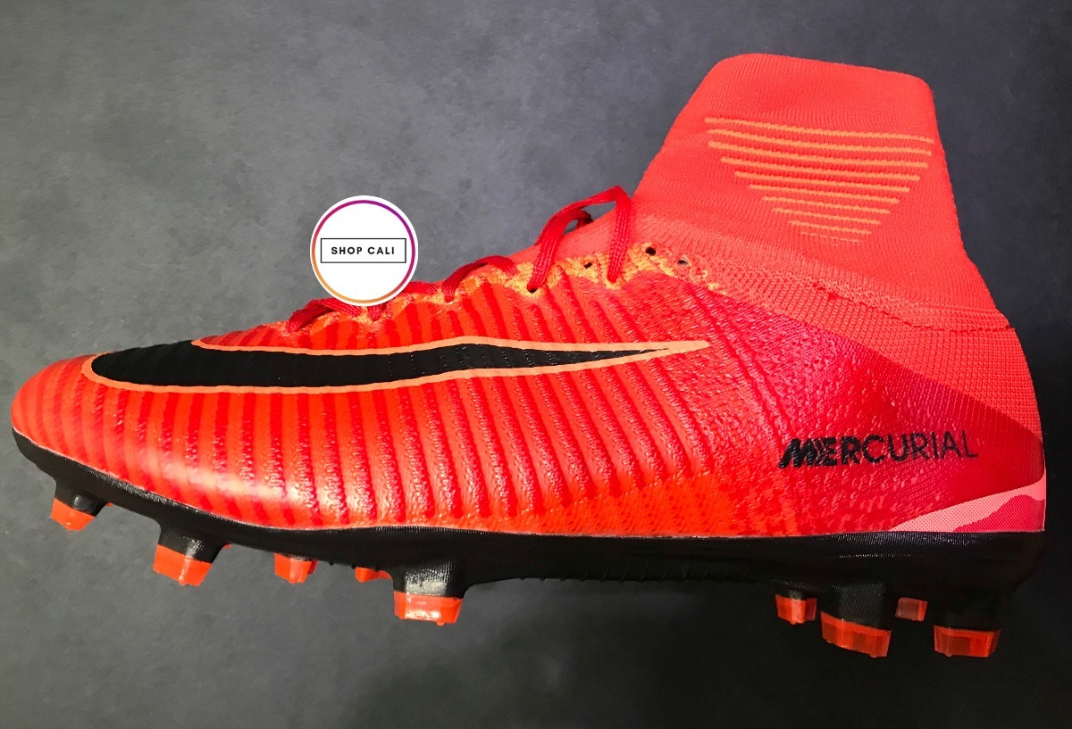edfa65ec22c ... authentic nike mercurial superfly v fire pack. cargando zoom.