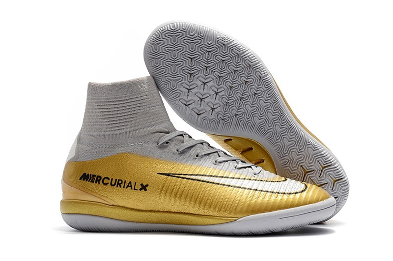 503dc55bb1f ... spain nike mercurial superfly v ic gold. cargando zoom. a4cc0 38d9a